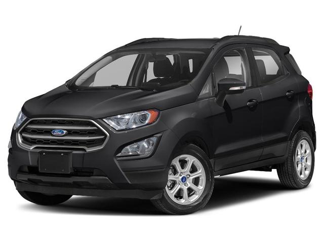 new 2021 Ford EcoSport car, priced at $27,309