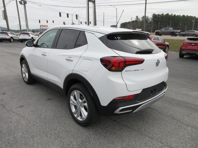 new 2021 Buick Encore GX car, priced at $25,508