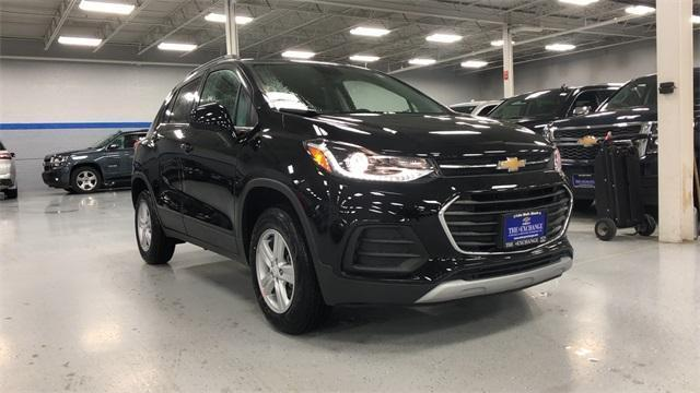 new 2020 Chevrolet Trax car, priced at $19,089