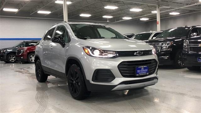 new 2020 Chevrolet Trax car, priced at $20,385