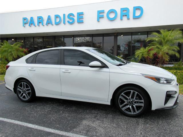 used 2019 Kia Forte car, priced at $19,995