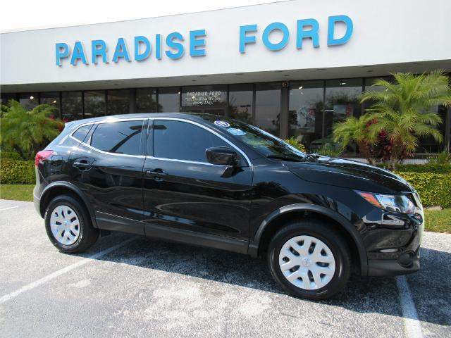 used 2019 Nissan Rogue Sport car, priced at $19,695