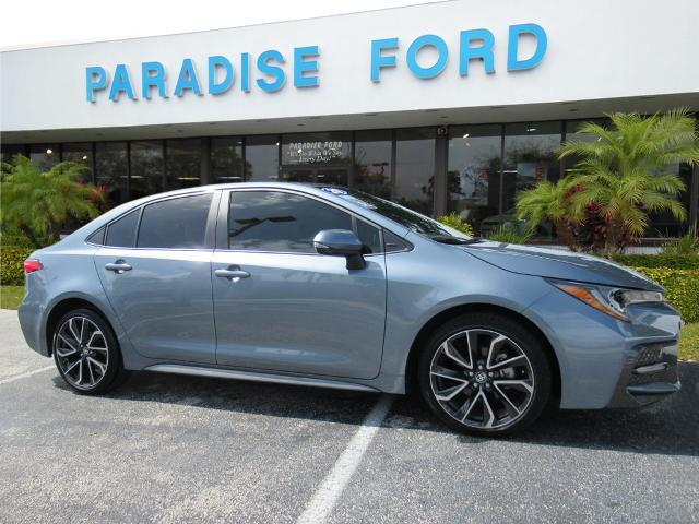 used 2020 Toyota Corolla car, priced at $22,962