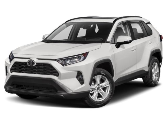 new 2021 Toyota RAV4 car, priced at $31,349