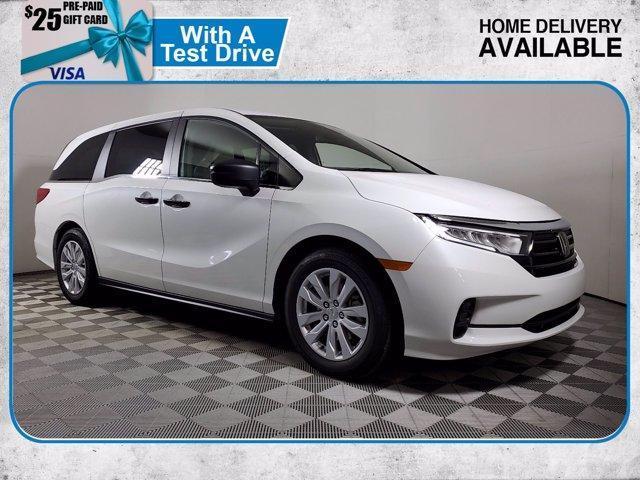 new 2021 Honda Odyssey car, priced at $32,012