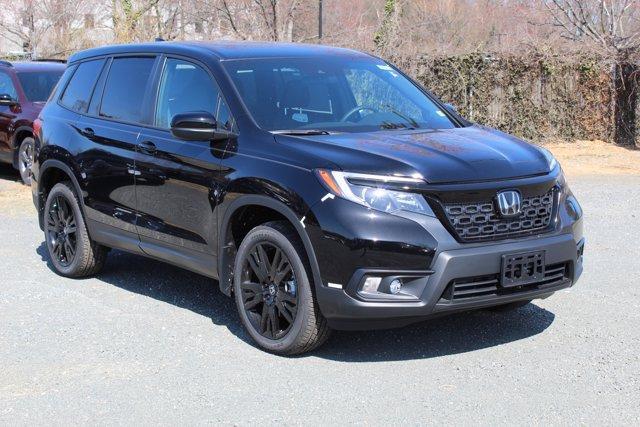 new 2021 Honda Passport car