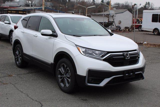 new 2021 Honda CR-V car