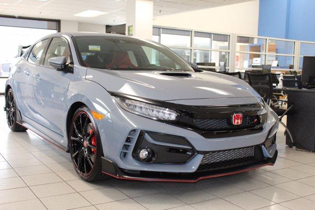 new 2021 Honda Civic Type R car