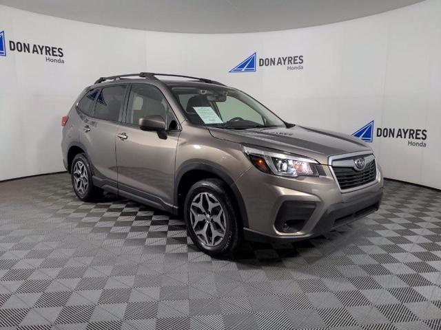 used 2019 Subaru Forester car, priced at $25,610