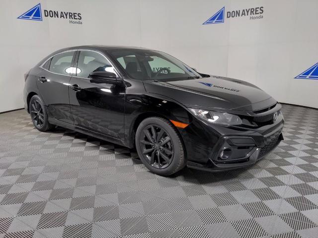 new 2021 Honda Civic car, priced at $25,695