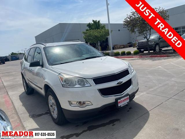 used 2012 Chevrolet Traverse car, priced at $7,500