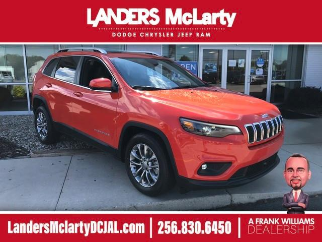 new 2021 Jeep Cherokee car, priced at $35,945