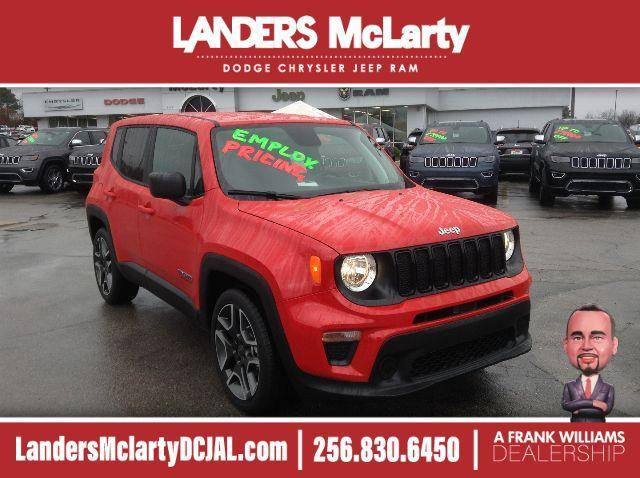 new 2020 Jeep Renegade car, priced at $26,405