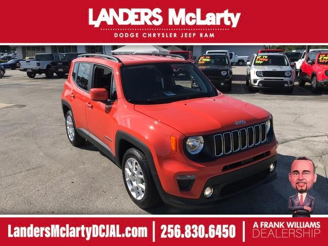 new 2020 Jeep Renegade car, priced at $26,975