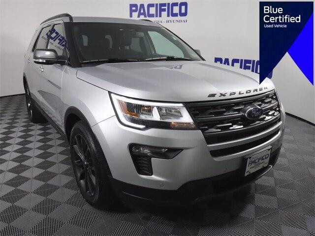used 2019 Ford Explorer car, priced at $29,810