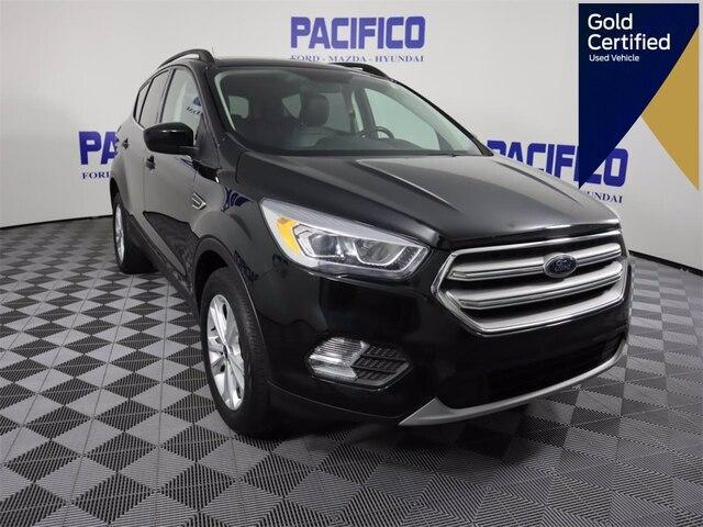 used 2018 Ford Escape car, priced at $22,568