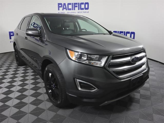 used 2018 Ford Edge car, priced at $29,429