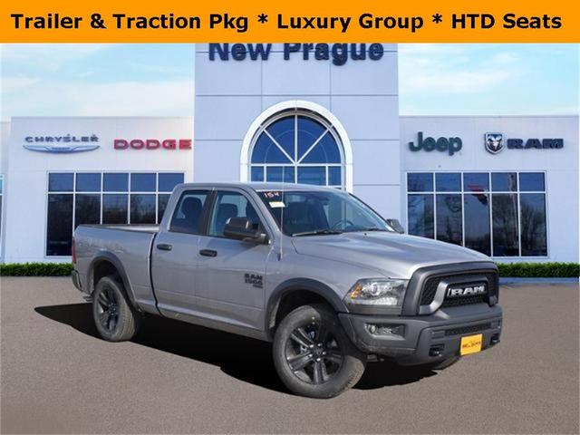 new 2021 Ram 1500 Classic car, priced at $41,680