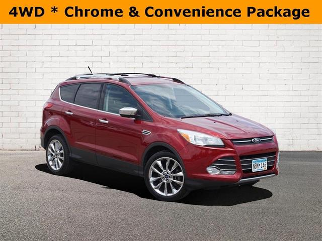 used 2014 Ford Escape car, priced at $14,935