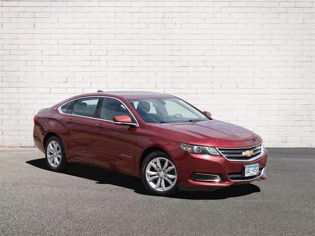used 2017 Chevrolet Impala car, priced at $14,222