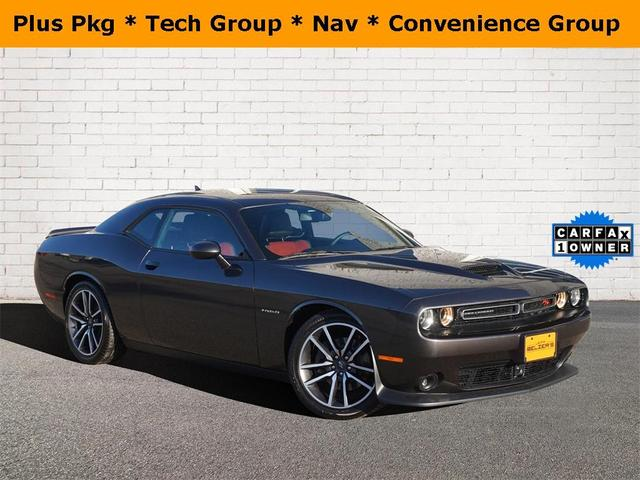used 2020 Dodge Challenger car, priced at $42,494
