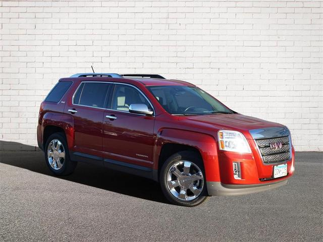 used 2014 GMC Terrain car, priced at $16,841