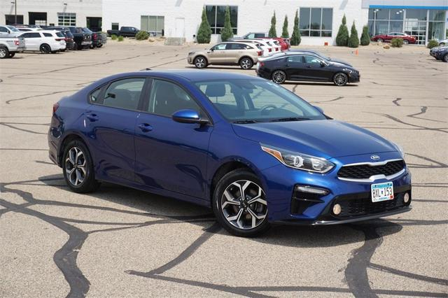used 2019 Kia Forte car, priced at $15,998