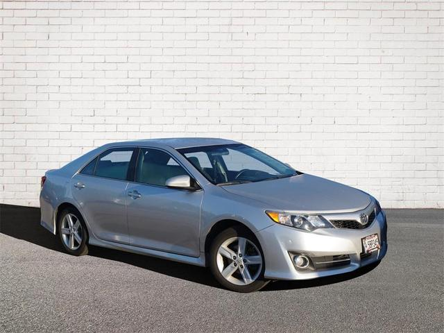 used 2013 Toyota Camry car, priced at $14,627