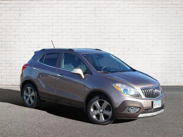 used 2014 Buick Encore car, priced at $14,724