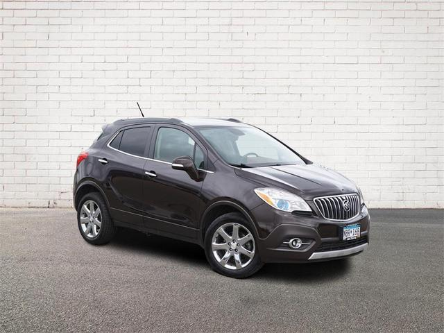used 2014 Buick Encore car, priced at $13,988