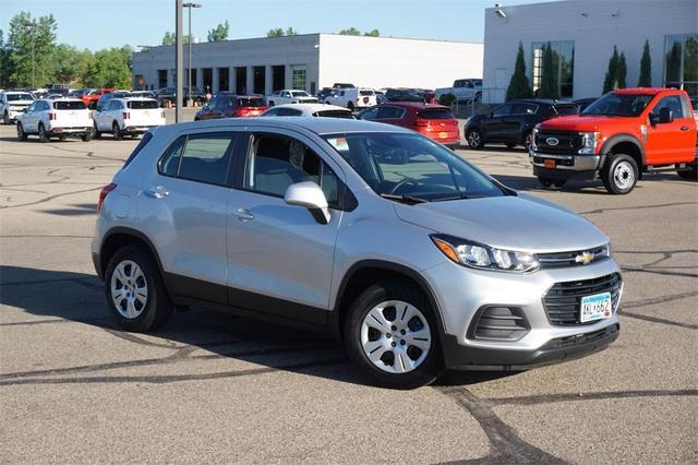 used 2017 Chevrolet Trax car, priced at $16,577