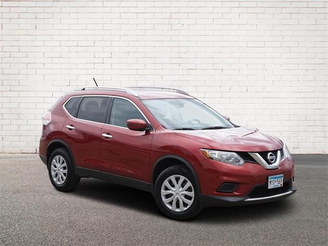 used 2016 Nissan Rogue car, priced at $16,439