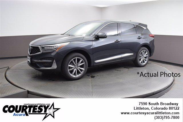 used 2021 Acura RDX car, priced at $44,625