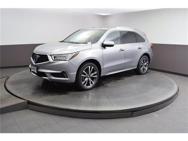 new 2020 Acura MDX car, priced at $59,275