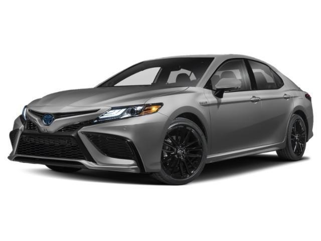 new 2021 Toyota Camry Hybrid car