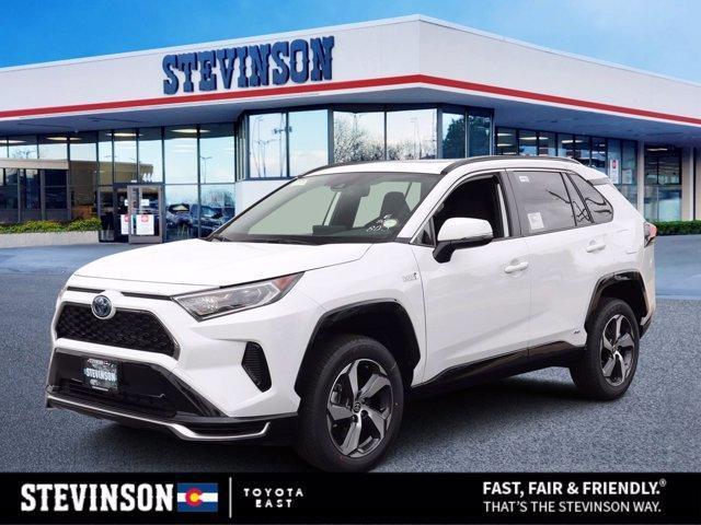new 2021 Toyota RAV4 Prime car