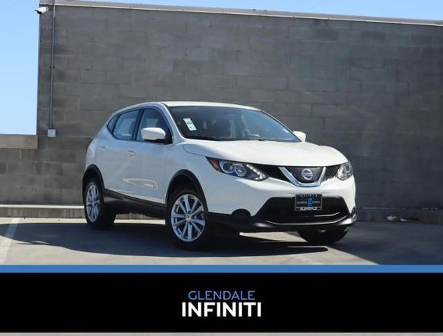 used 2018 Nissan Rogue Sport car, priced at $19,240