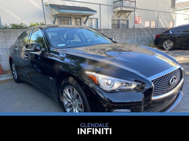 used 2017 INFINITI Q50 car, priced at $25,988