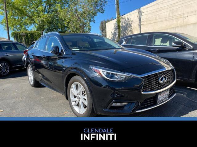 used 2018 INFINITI QX30 car, priced at $23,988