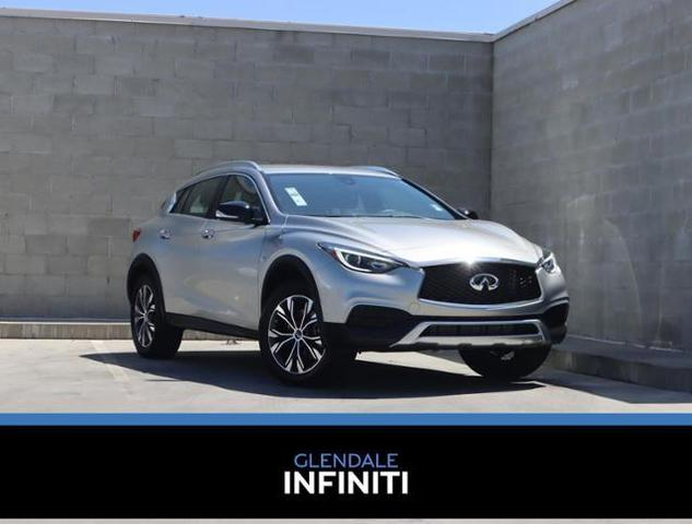used 2018 INFINITI QX30 car, priced at $25,988