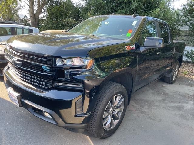 used 2019 Chevrolet Silverado 1500 car, priced at $52,989