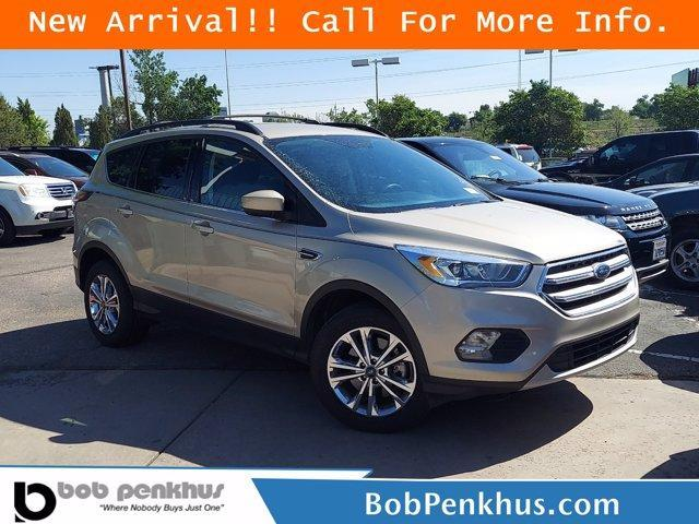 used 2017 Ford Escape car, priced at $18,699