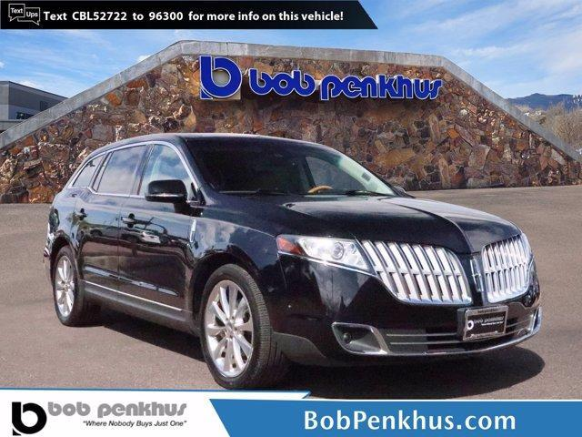 used 2012 Lincoln MKT car, priced at $16,699