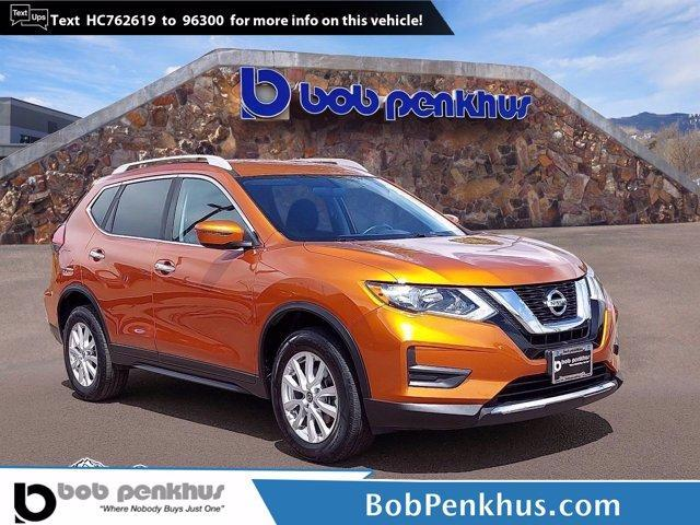 used 2017 Nissan Rogue car, priced at $18,999