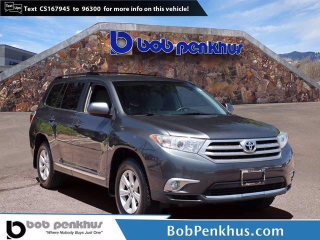 used 2012 Toyota Highlander car, priced at $19,499
