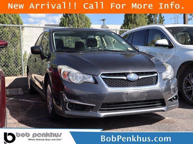 used 2016 Subaru Impreza car, priced at $15,799