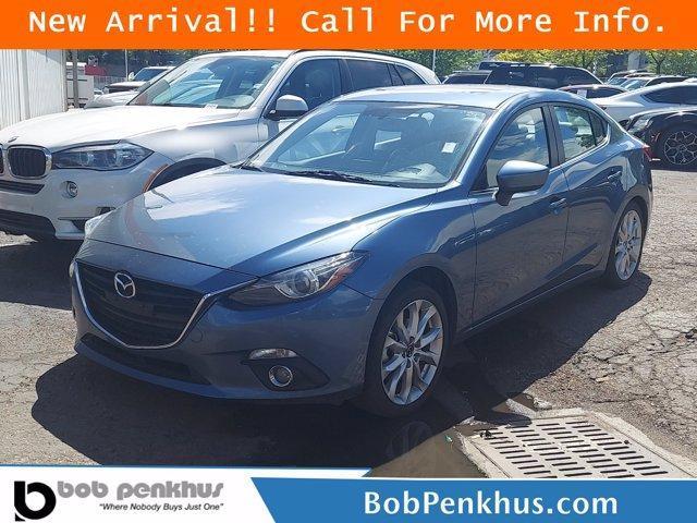 used 2016 Mazda Mazda3 car, priced at $15,899