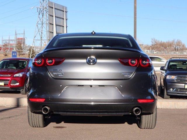 new 2021 Mazda Mazda3 car, priced at $34,577
