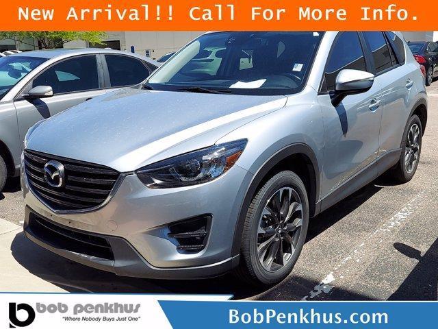 used 2016 Mazda CX-5 car, priced at $19,299