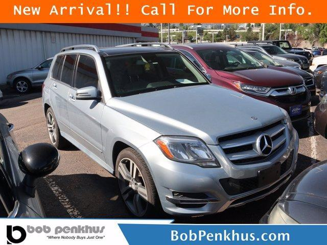 used 2014 Mercedes-Benz GLK-Class car, priced at $16,999